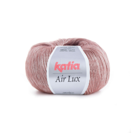 Katia Air Lux 76 - Bleekrood