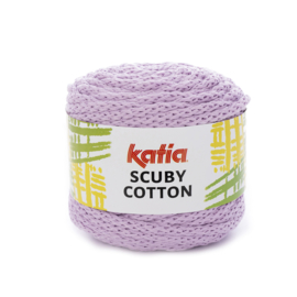 Katia Scuby Cotton 123 - Medium paars