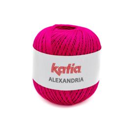 Katia Alexandria 35 - Karmijnrood