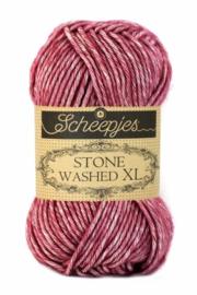 Scheepjes Stone Washed XL 848 Corundum Ruby