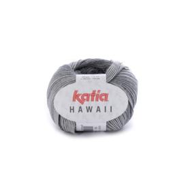 Katia Hawaii 104 - Zwart-Ecru