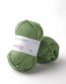 Phildar Coton 4 Roseau