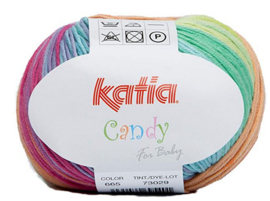 Katia Candy 665 - Multi