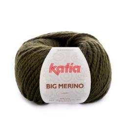 Katia Big Merino 17 - Donkergroen