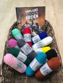 Lang Yarns Jawoll Superwash sokken pakket 12 bollen naar keuze