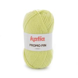 Katia Promo Fin 607 - Licht pistache
