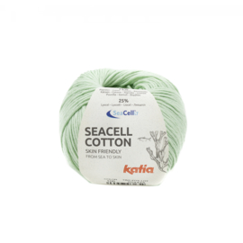 Katia Seacell Cotton 106 - Licht groen