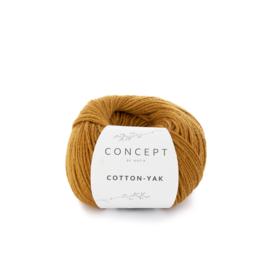 Katia Concept Cotton-Yak 106 - Oker