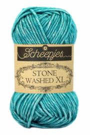 Scheepjes Stone Washed XL 855 Green Agate