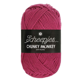 Scheepjes Chunkey Monkey 1827 Deep Fuchsia