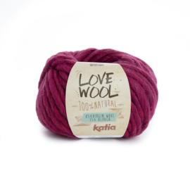 Katia Love Wool 116 - Fuchsia