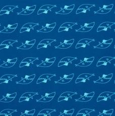 J17 - Jersey stof Little Shark