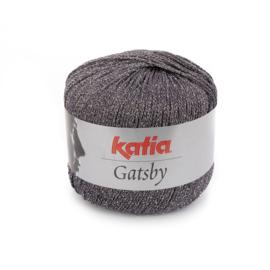 Katia Gatsby 7 - Donker grijs-Zilver