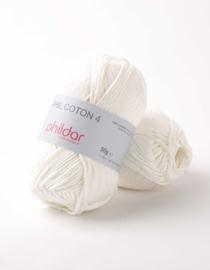 Phildar Coton 4 Craie