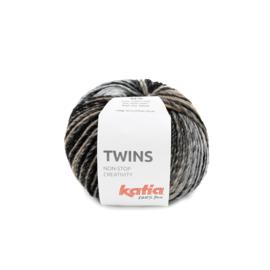 Katia Twins 150 - Beige-Bruin