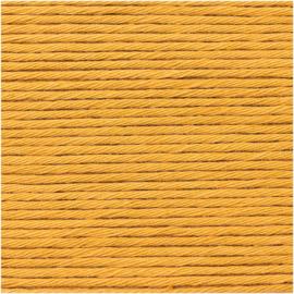 Rico Creative Cotton Aran 26 Saffron