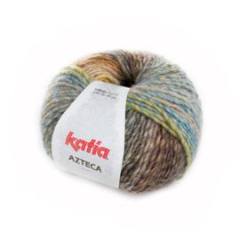 Katia Azteca 7861 - Beige-Oker-Bruin-Groen
