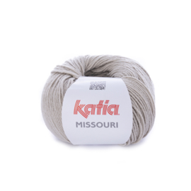 Katia Missouri 6 - Licht beige