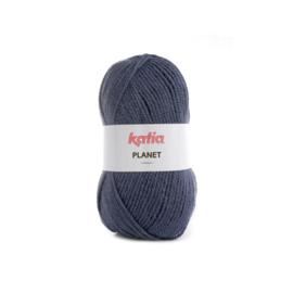 Katia Planet 3993 - Medium blauw