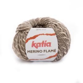 Katia merino Flamé 102 - Reebruin