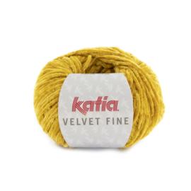 Katia Velvet Fine 221 - Oker