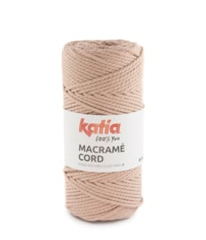 Katia Macramé Cord 116 - Zalmrood