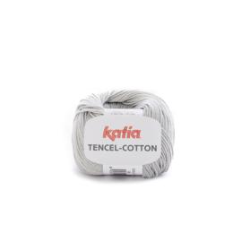 Katia Tencel-Cotton 8 - Parelmoer-lichtgrijs