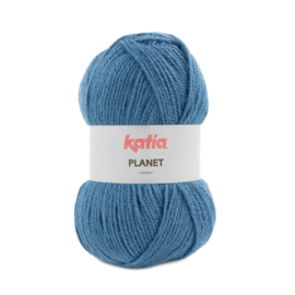 Katia Planet 4014 - Groenblauw