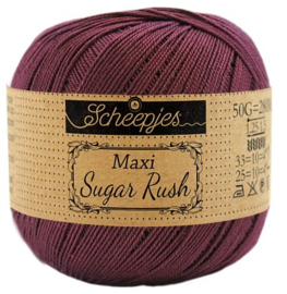 Scheepjes Maxi Sugar Rush 394 Shadow Purple