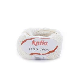 Katia Lino 100% 3 - Ecru