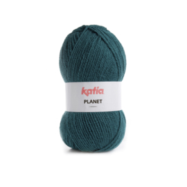 Katia Planet 4010 - Groenblauw