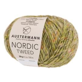 Austermann Nordic Tweed 10 groen