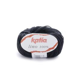 Katia Lino 100% 21 - Zwart