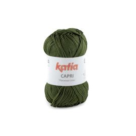 Katia Capri 82175 - Olijfgroen