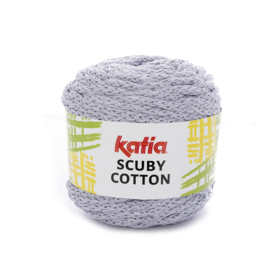 Katia Scuby Cotton 108 - Licht jeans