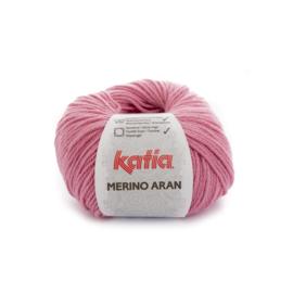 Katia Merino Aran 64 - Bleekrood