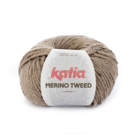 Katia Merino Tweed 301 - Beige
