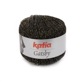 Katia Gatsby 88503 - Zwart-Goud