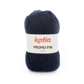 Katia Promo Fin 613 - Zeer donker blauw