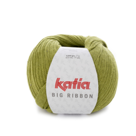 Katia Big Ribbon 20 - Olijfgroen