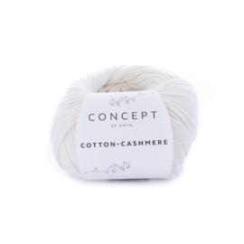 Katia Concept Cotton-Cashmere 53 - Ecru