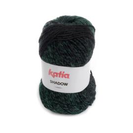 Katia Shadow 57 - Flessegroen-Zwart