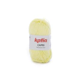 Katia Capri 82165 - Geelgroen