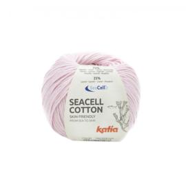 Katia Seacell Cotton 104 - Licht medium paars