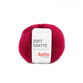 Katia Soft Gratte 73 - Rood