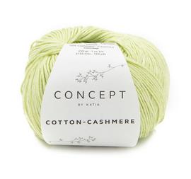 Katia Concept Cotton-Cashmere 76 - Pistache