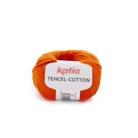 Katia Tencel-Cotton 25 - Oranje