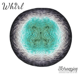 Scheepjes Whirl 785 Minty Black Velvet - Aurora Collection