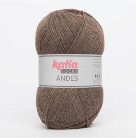 Katia Andes Socks 200 Reebruin