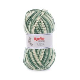 Katia Ansa Socks 82-Groen